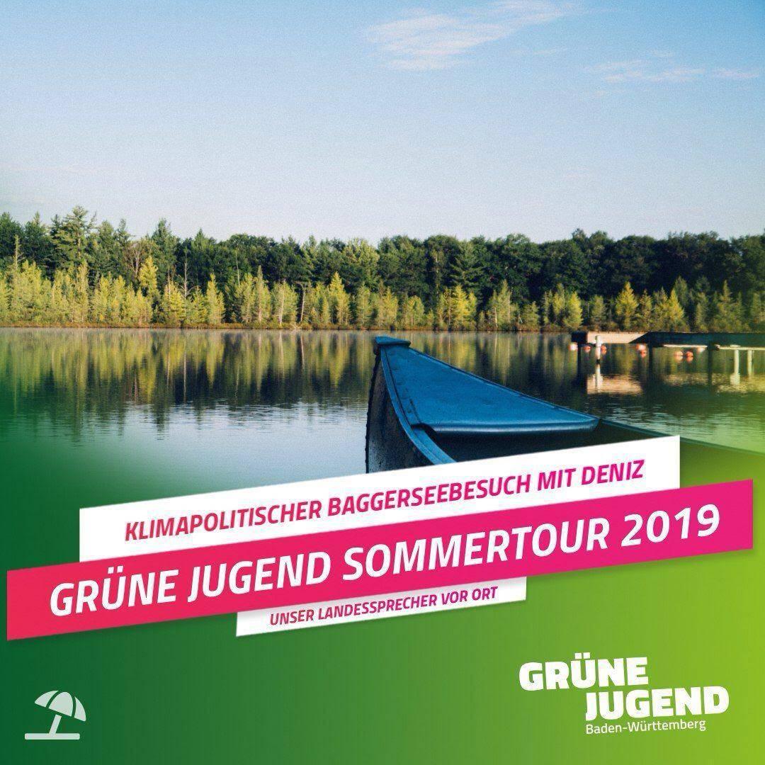 Grüne Jugend: Wir gehen baden