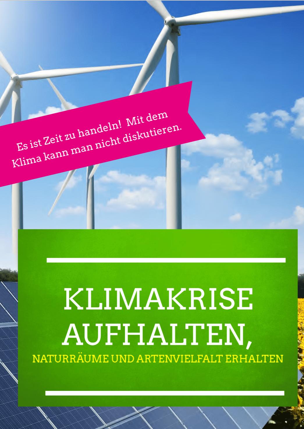 Unsere Bundestagswahl – Die Chance zum Wandel nutzen!