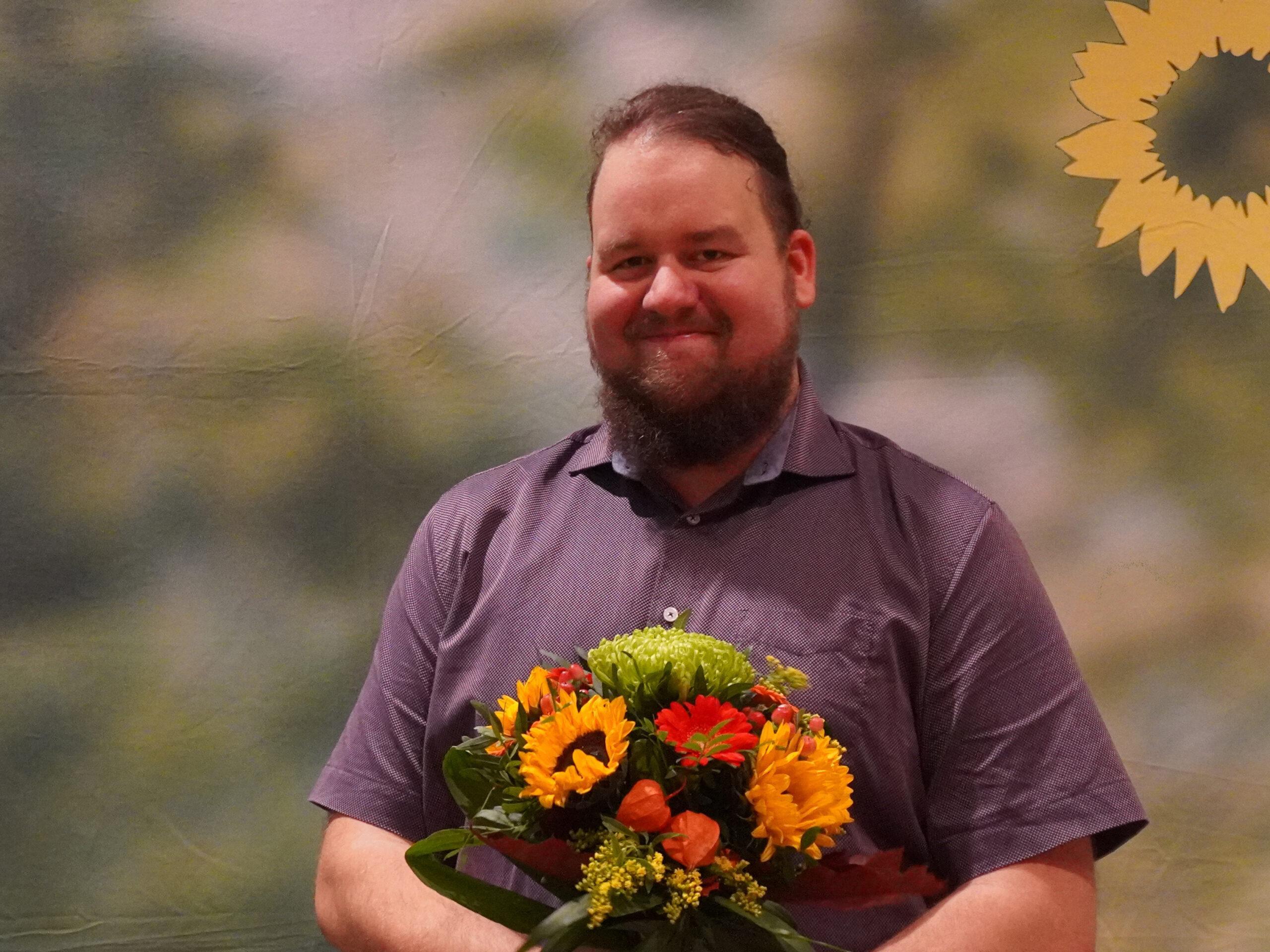 Sebastian Grässer ist unser Kandidat für die Bundestagswahl 2021
