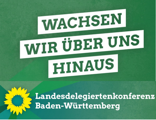 Wachsen wir über uns hinaus! – Landtagswahlprogramm verabschiedet
