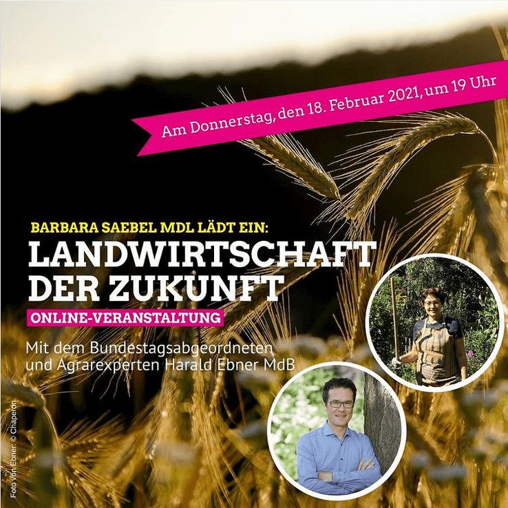 Landwirtschaft der Zukunft