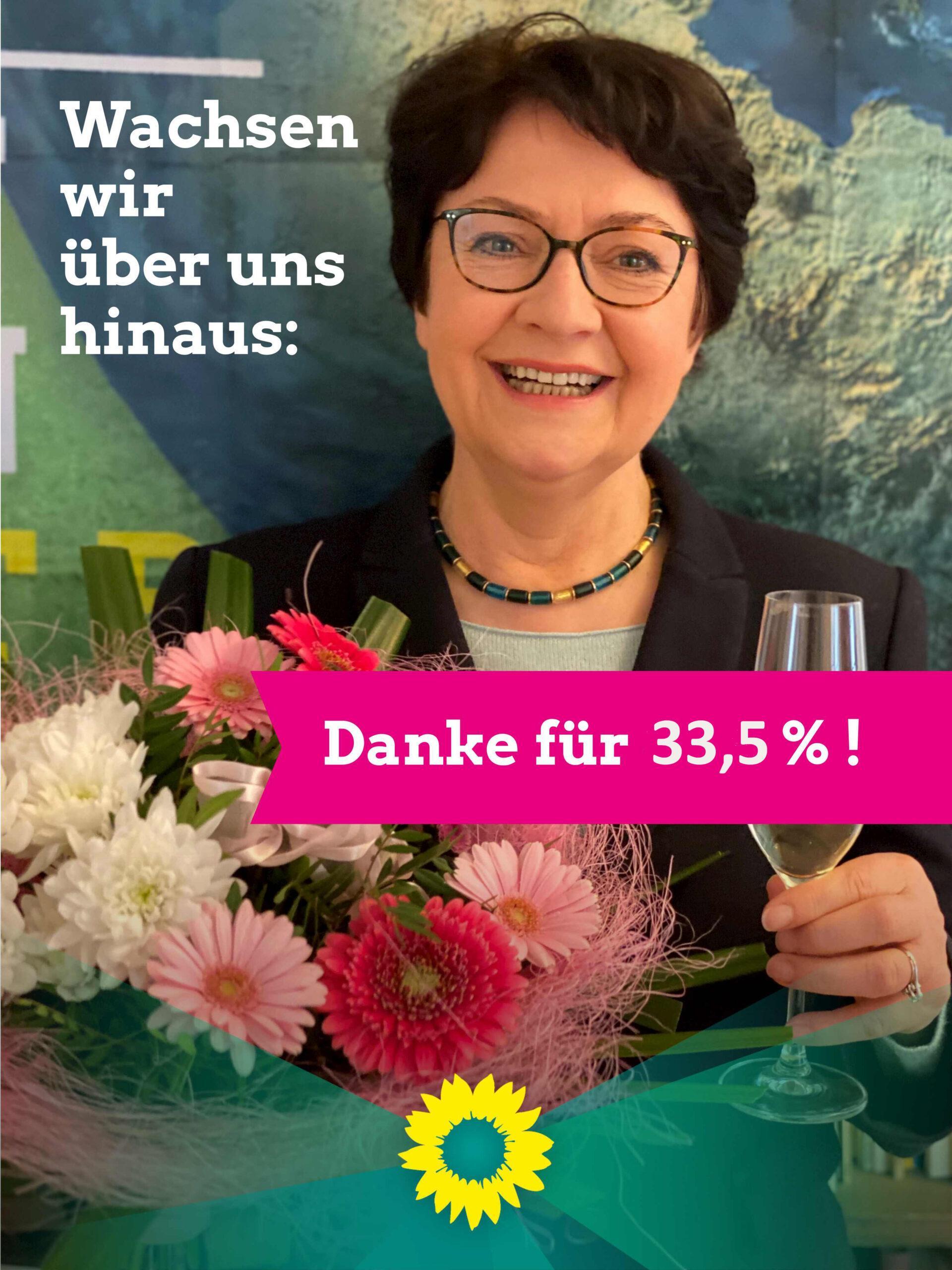 Barbara Saebel wieder gewählt.
